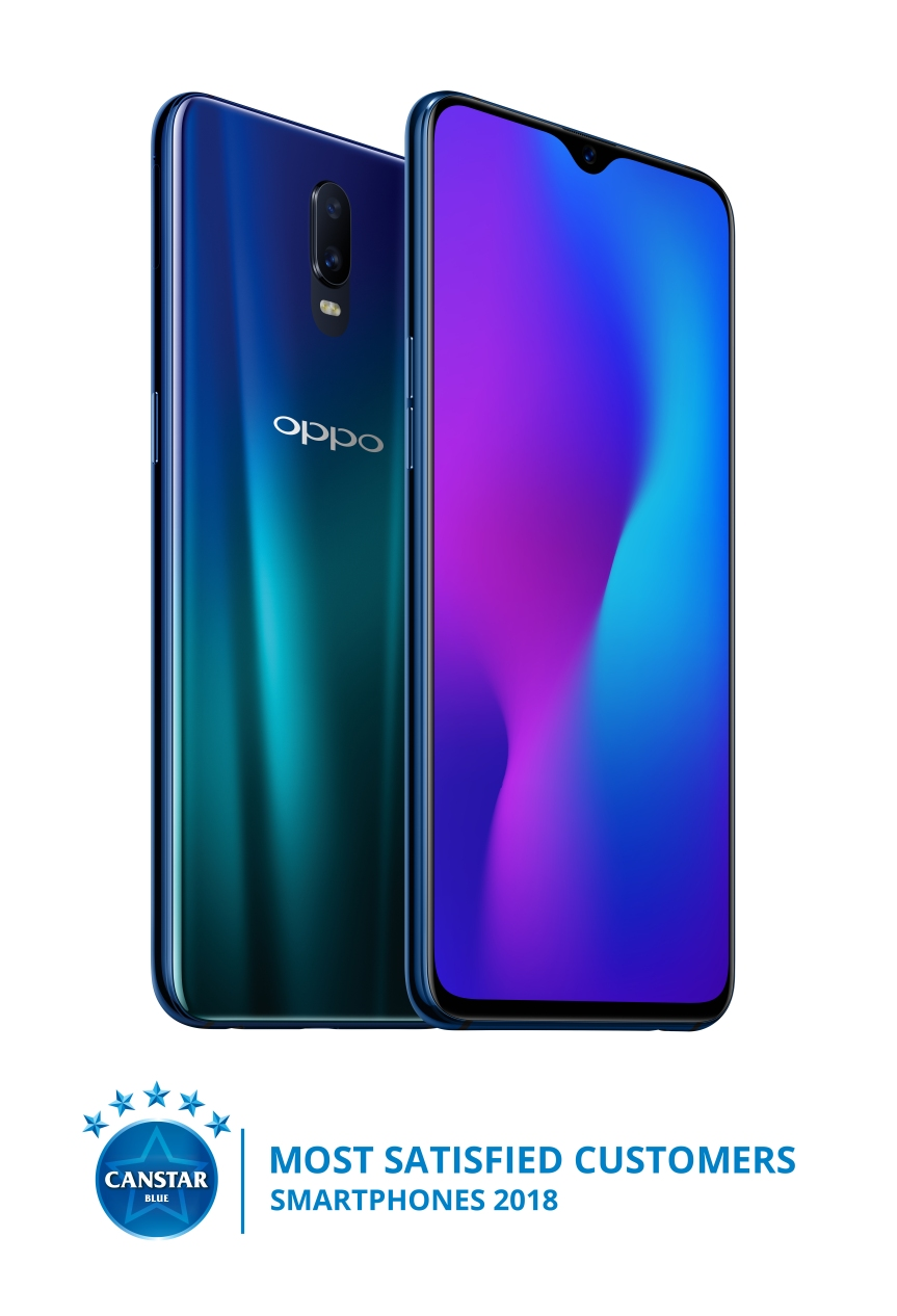 OPPO unveils supercharged R17, R17 Pro handsets