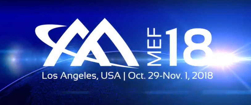 MEF18 attracts support from 125+ sponsors &partners