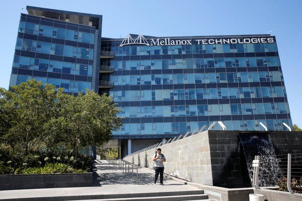 Mellanox set to ship record 1m plus ConnectX adapters in Q32019
