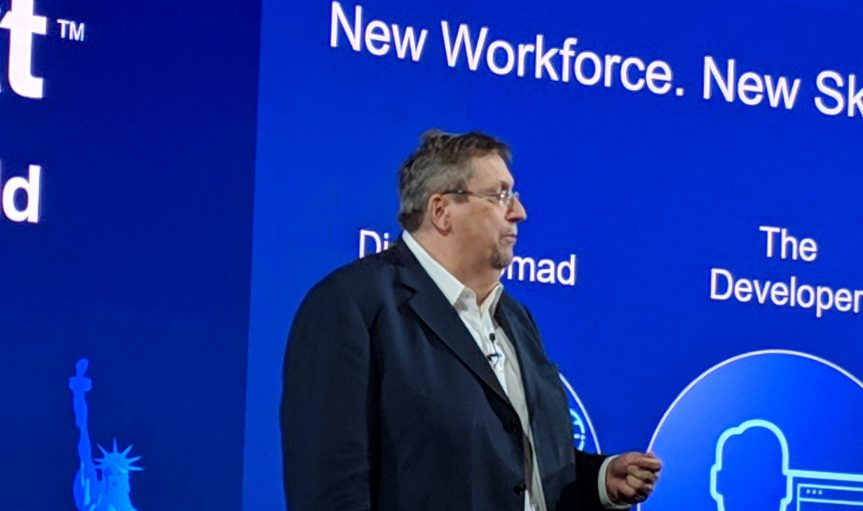 Automation, AI will see machines entering workforce to collaborate with humans:OpenText