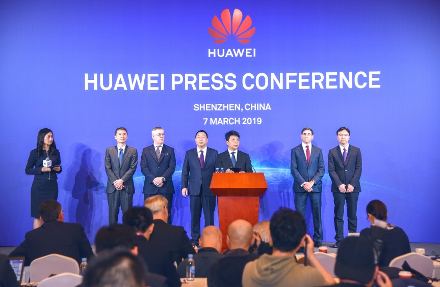 HUAWEI SUES US GOVERNMENT OVER 'CONGRESS-IMPOSED UNCONSTITUTIONAL SALES RESTRICTIONS'