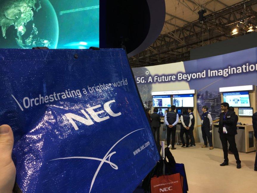 NEC TARGETS CSPs WITH 5G VERTICAL BUSINESSPLATFORM