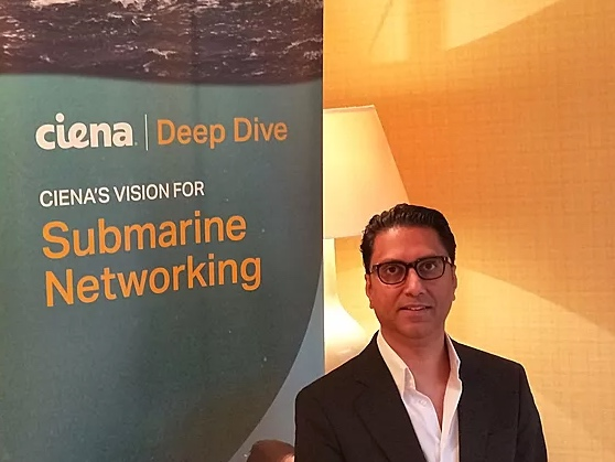 Ciena flags hot APAC sub cable upgrade market, eyes ASC network expansionopportunity
