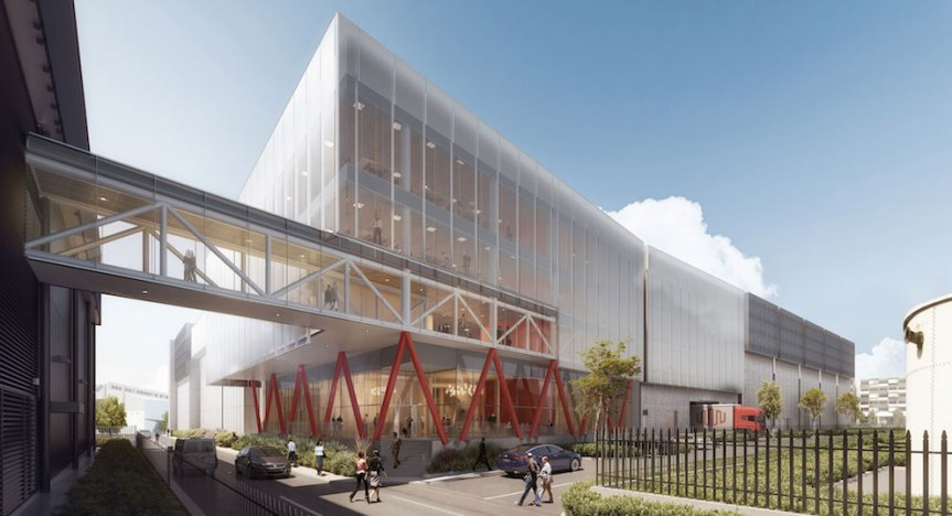 EIGHTH SYDNEY DATA CENTRE FOR EQUINIX IN $160M+INVESTMENT