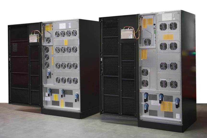 VERTIV FIGHTS RISING DATACENTRE ENERGY COSTS WITH NEW UPS FEATURE