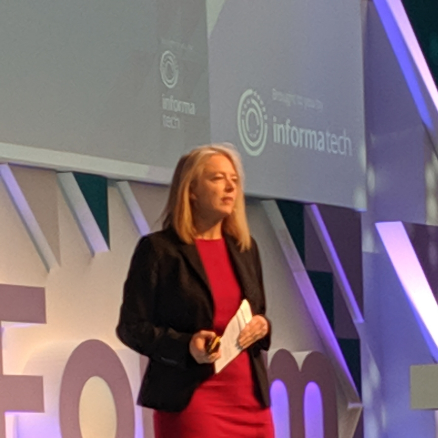 '5G is not a mobile technology; it's a convergent tech' says ETNO's Lise Fuhr