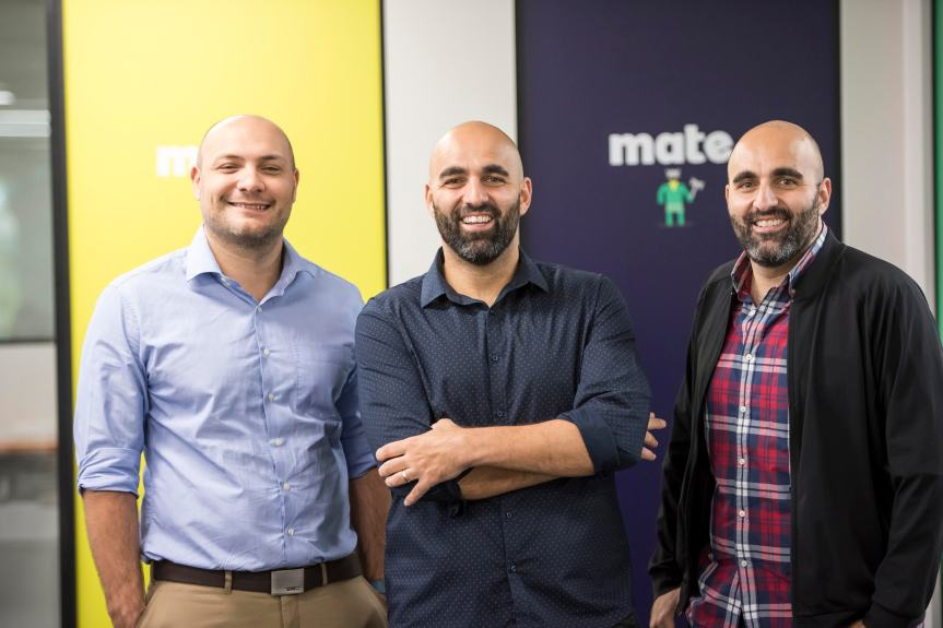 MATE TAKES ON LOCAL ISPS WITH 'SIMPLE, AUTHENTIC STRATEGY'