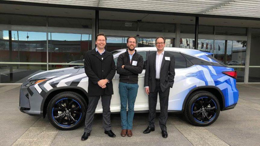 Telstra, Lexus showcase Australia's first mobile V2X tech: HåkanEriksson