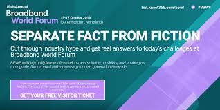 Broadband World Forum2019