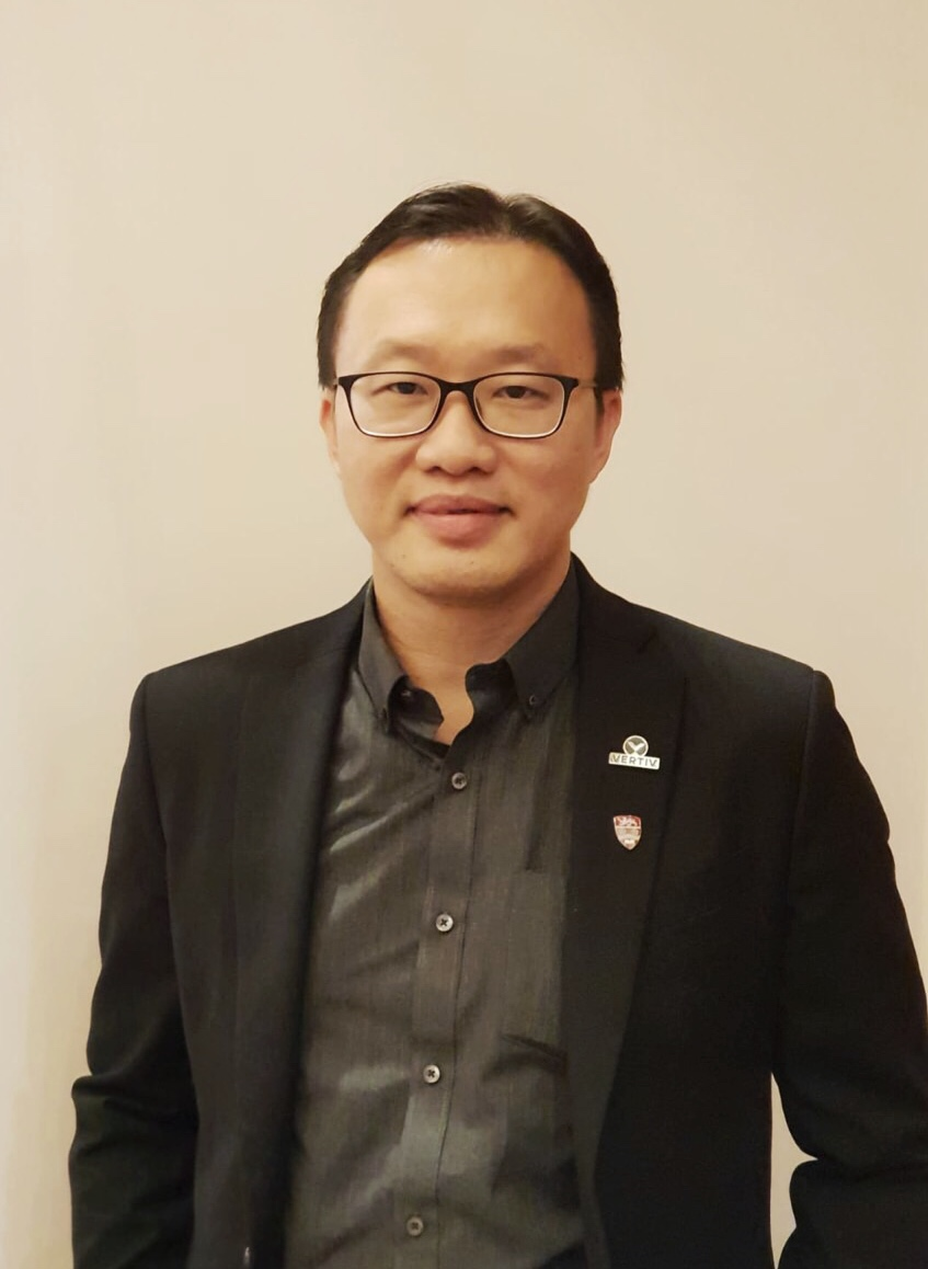 Vertiv names Danny Wong as Asia telco lead, expands role to cover ANZ