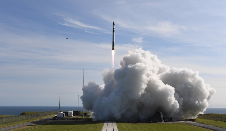 Sky the limit for ANZ space industry as NZ launches rocket while Australia ups satellite push